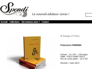 Éditions Spondi